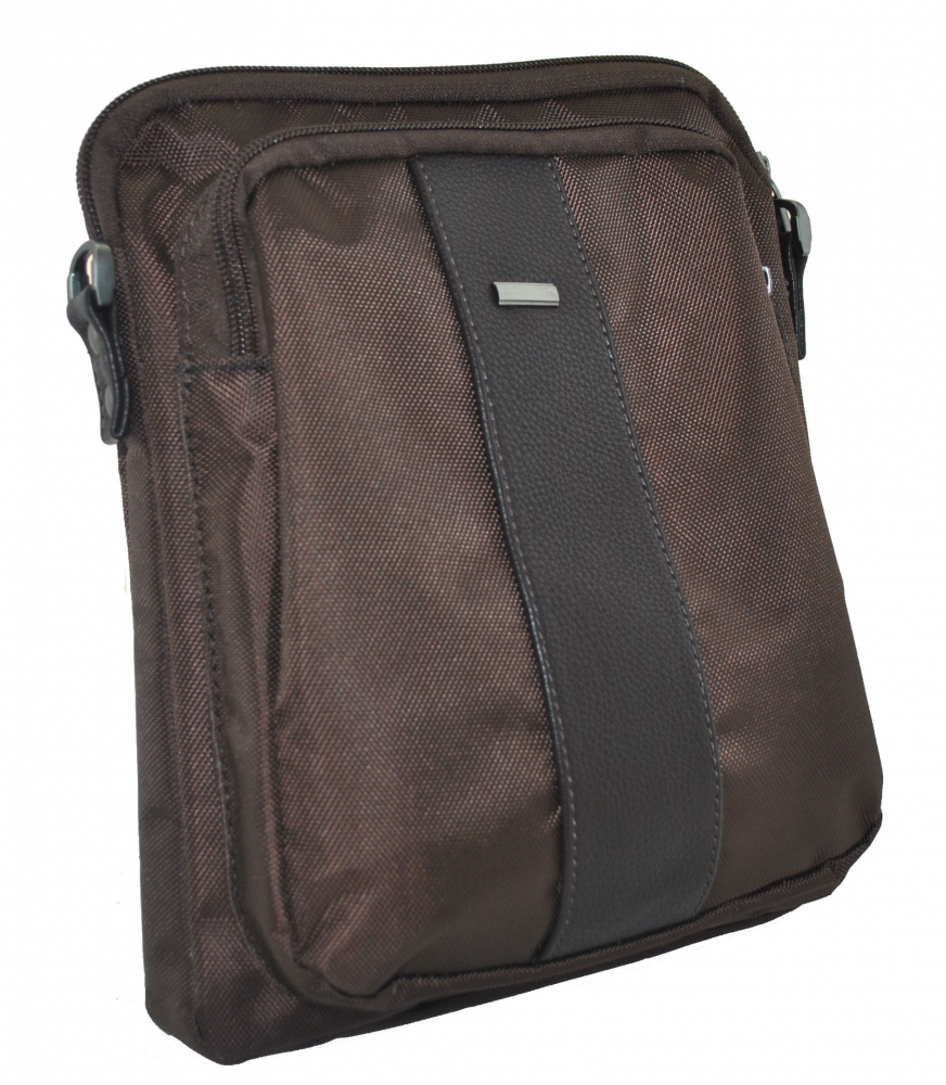Мужская сумка 34217 коричневая