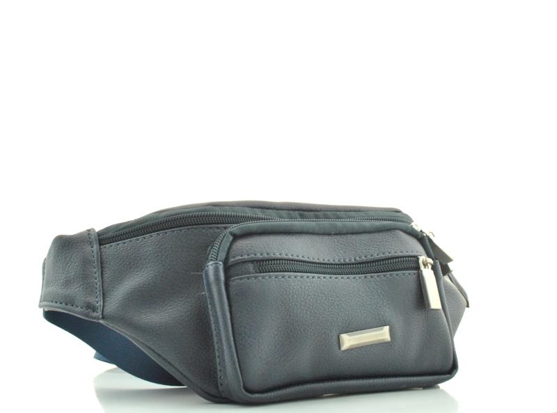 Мужская сумка 34211 синяя