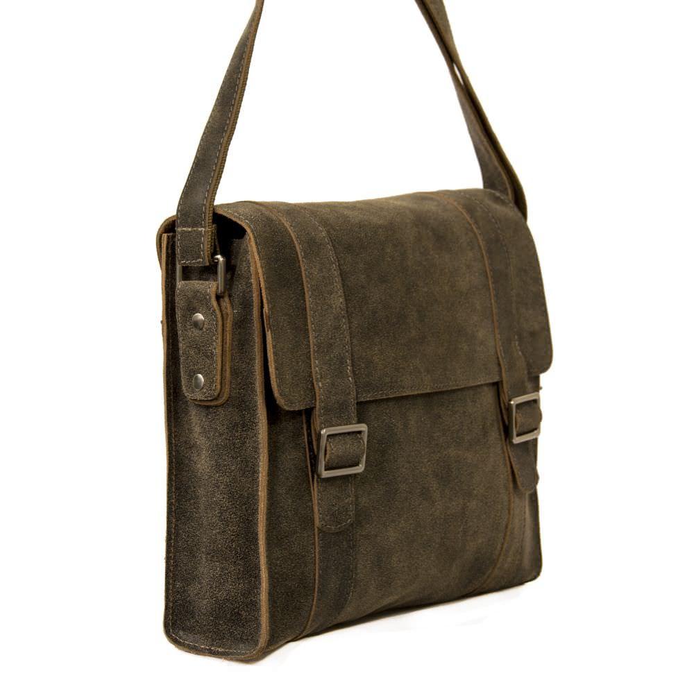 Мужской портфель 4250 хаки