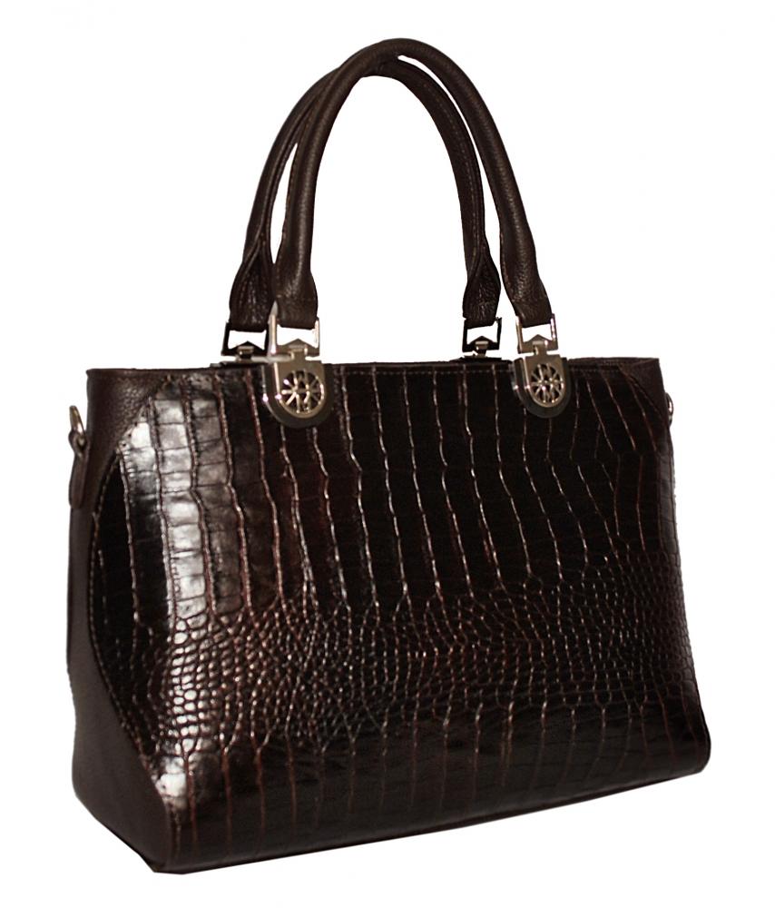 Женская сумка 2493 коричневая