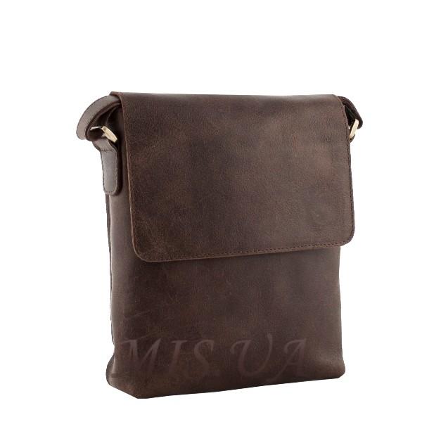 Мужская сумка-барсетка Vesson 4538 коричневая