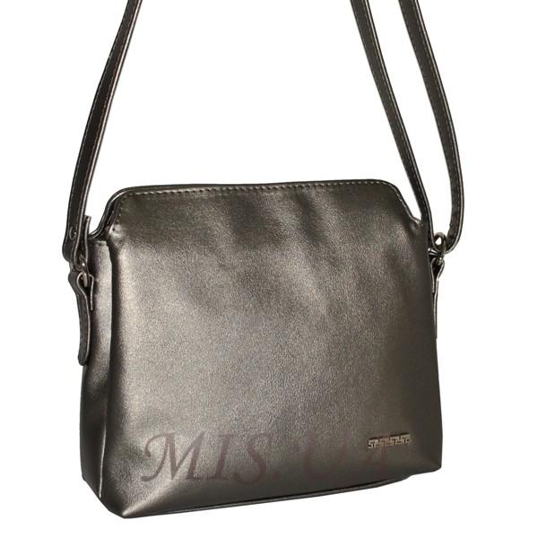 Женская сумка 35333 серебристая
