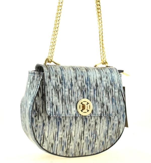 Женская сумка 2472 серебристая