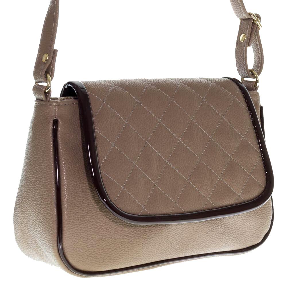 Женская сумка 35391 капучино