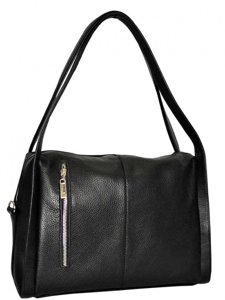 Женская сумка 2535 черная