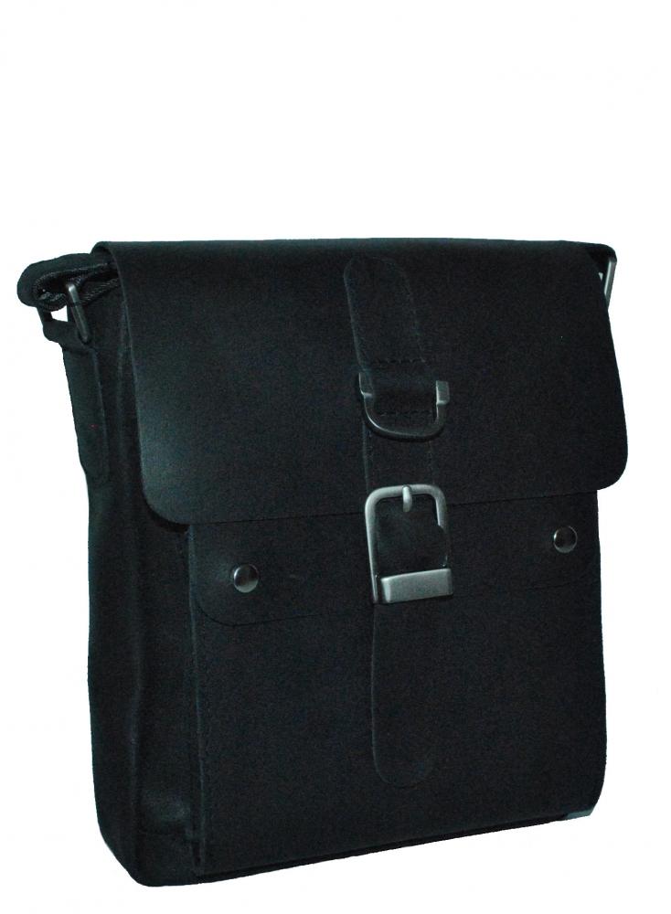Мужская сумка 4332 черная