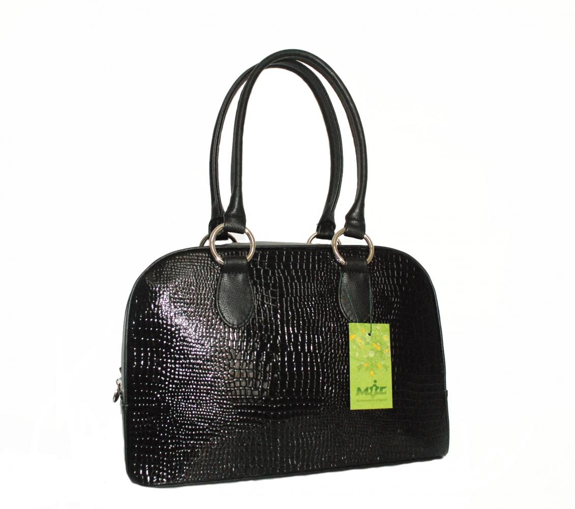 Женская сумка 35436 черная