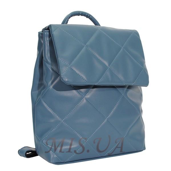 Female backpack 35920 blue