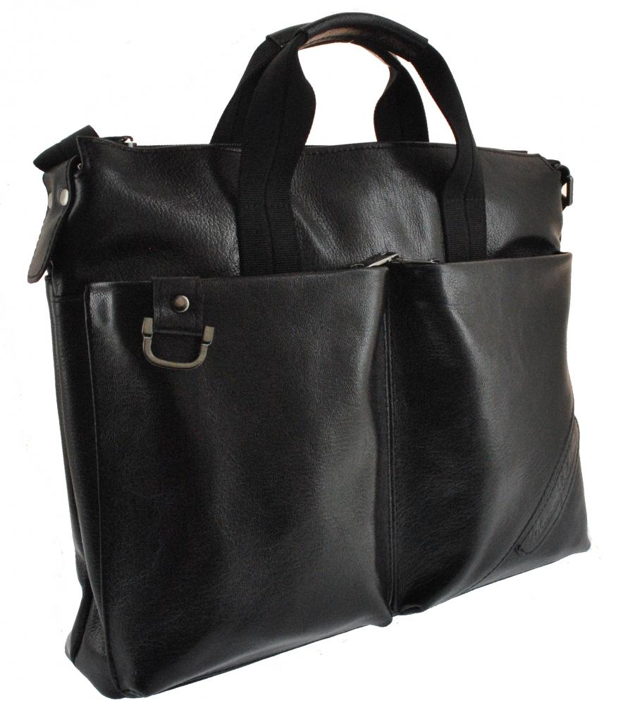 Мужской портфель 4155 черный