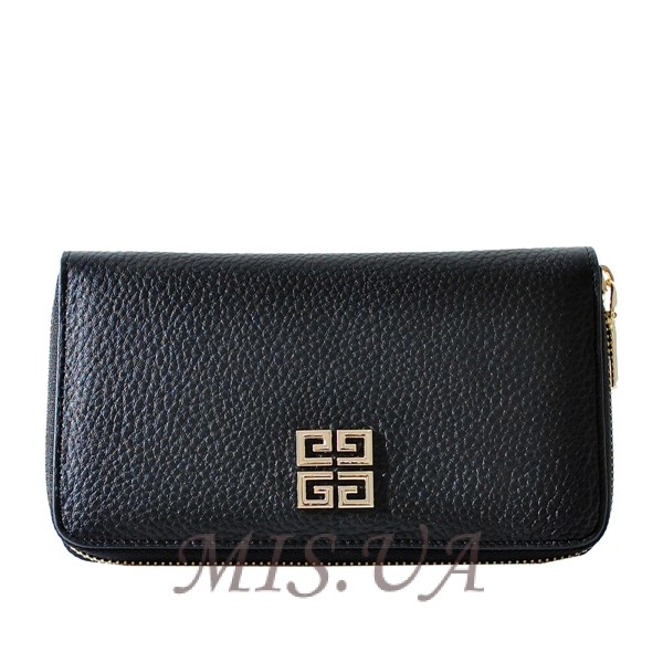 Женский кошелек 175056  черный