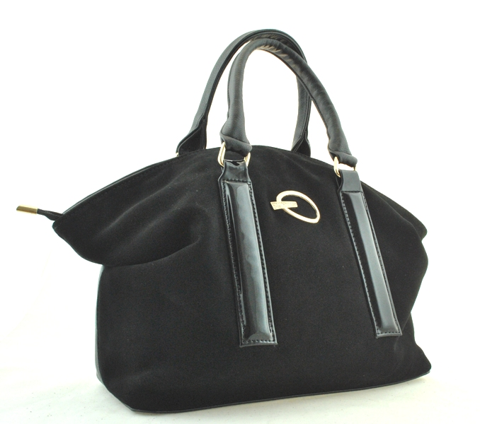 Жіноча сумка 0616 чорна