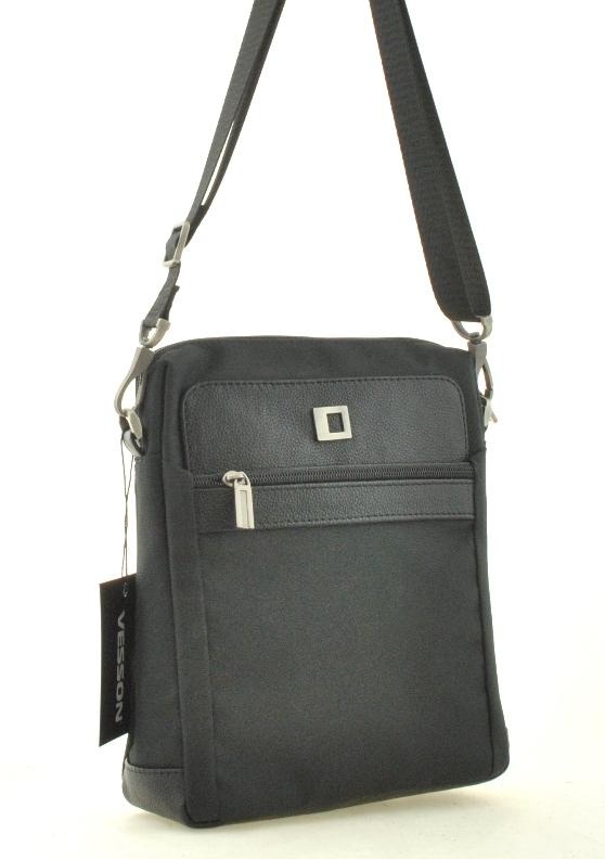 Мужская сумка 34219 черная