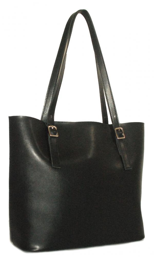 Женская сумка 35445 черная