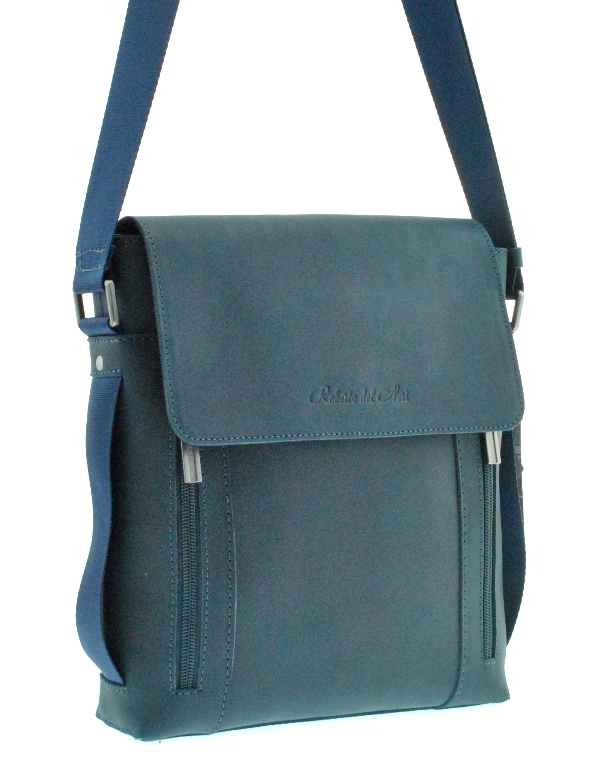 Мужская сумка 4325 синяя
