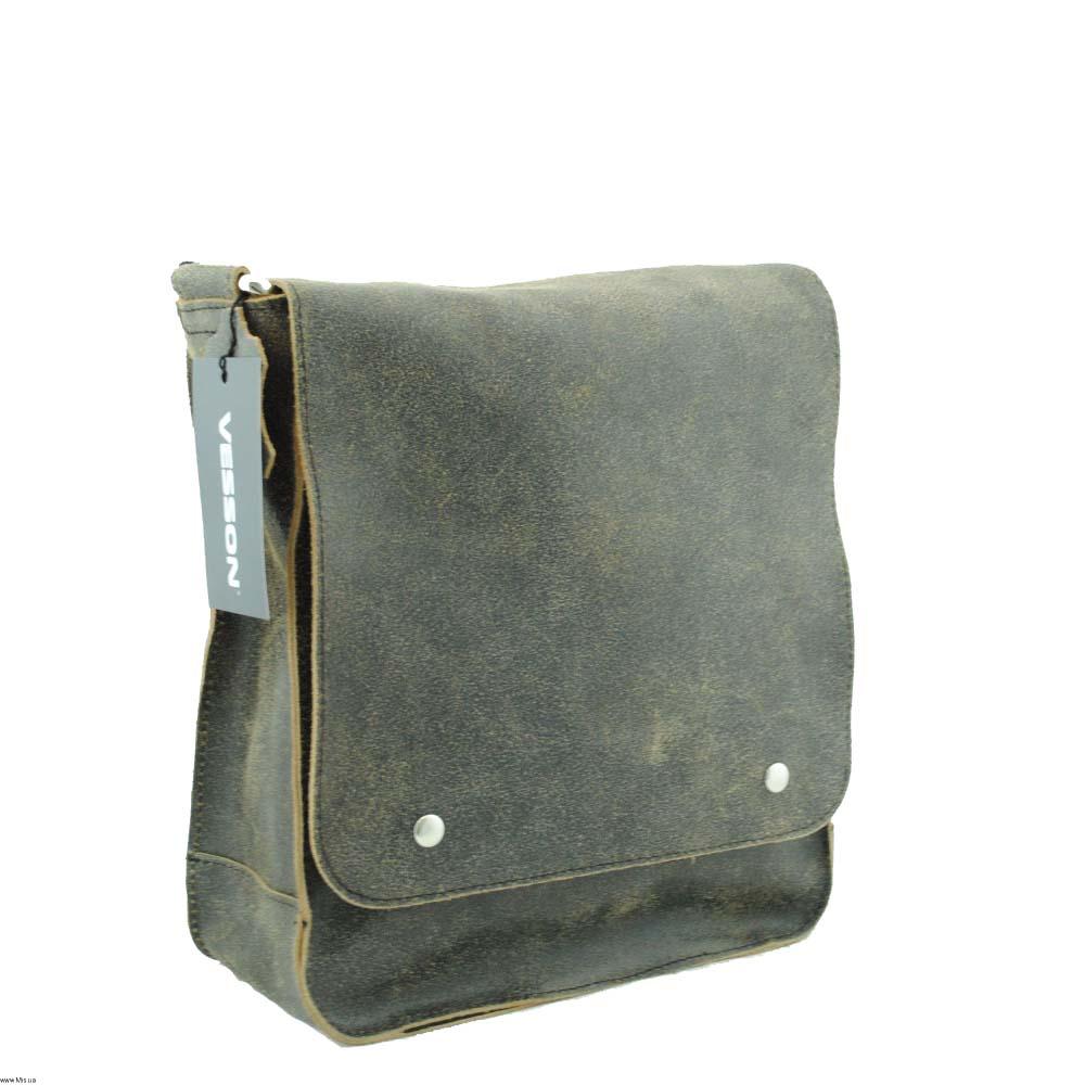 Мужская кожаная сумка  4251