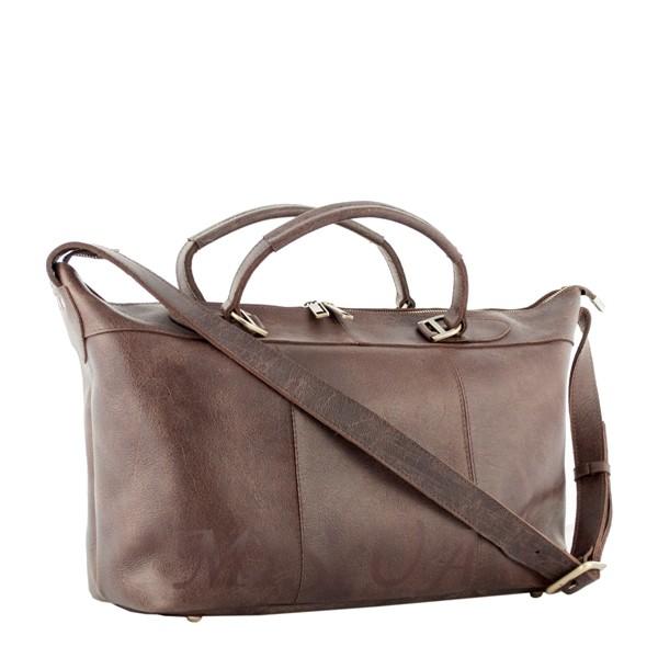 Чоловіча  сумка 4517 коричнева