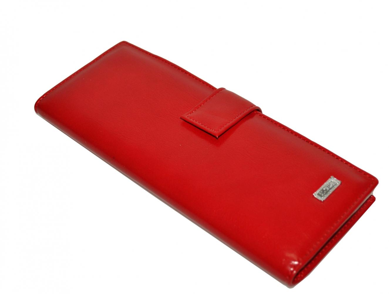 Визитница 17631 красная