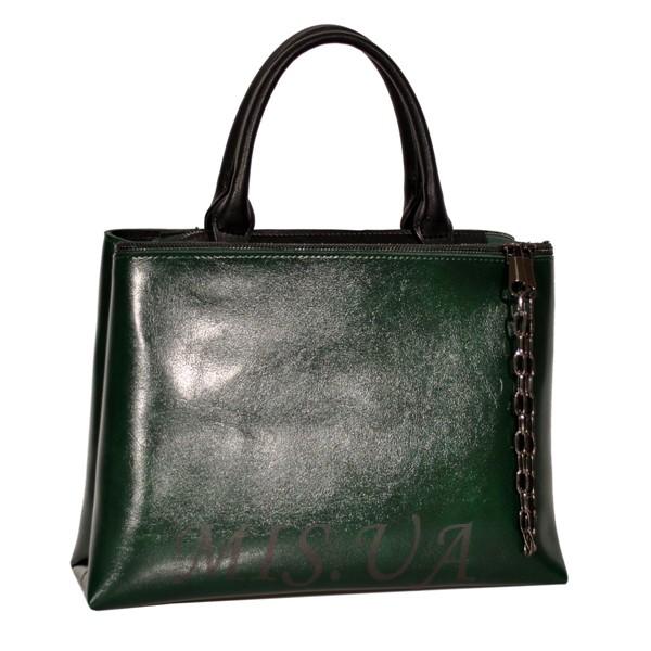 Женская сумка 35668 зеленая