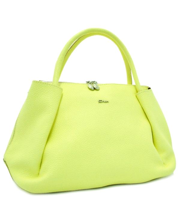Женская сумка 2515 желтая