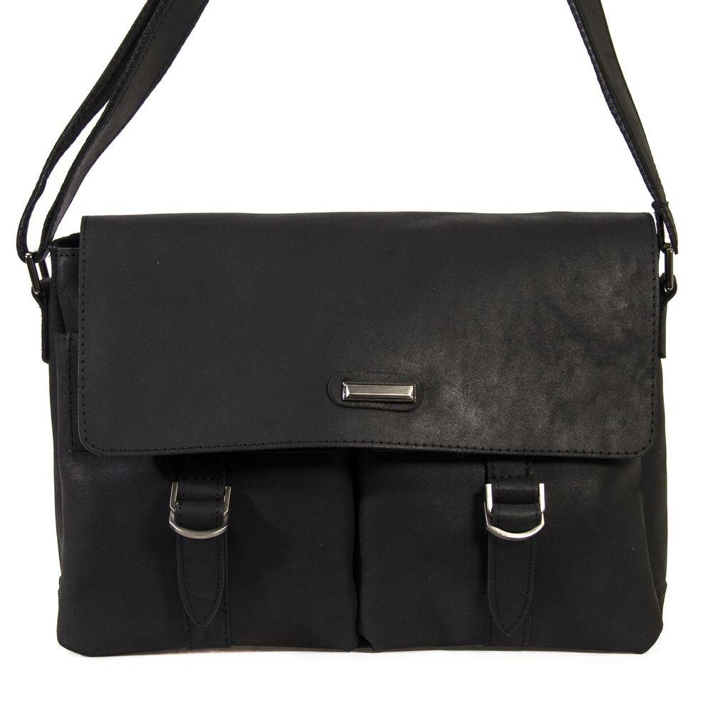 Чоловічий портфель 4226 чорний