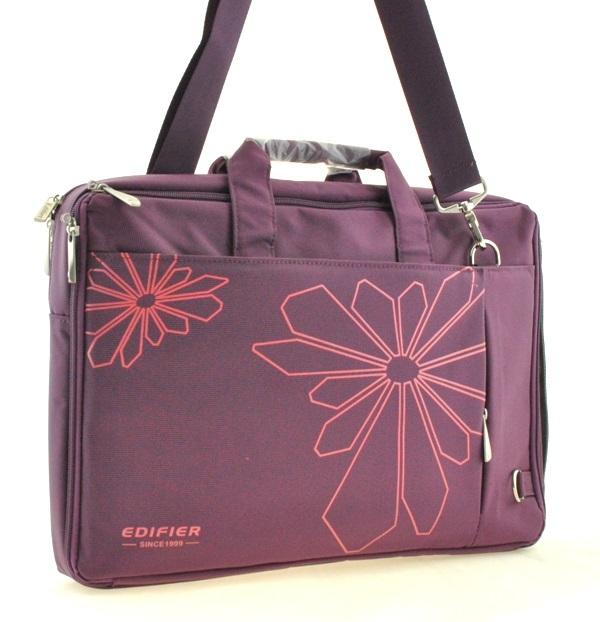 Сумка для ноутбука 384211 фиолетовая