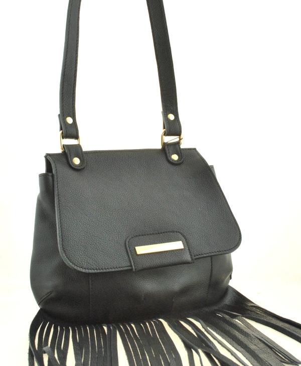 Женская сумка 2481 черная