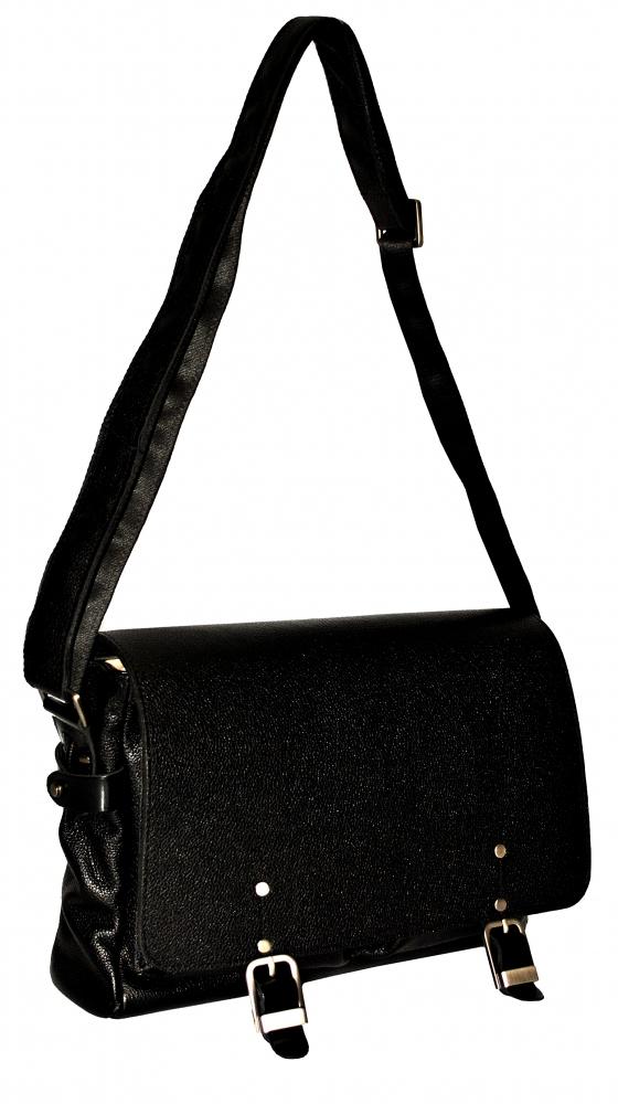 Мужская сумка-портфель 4360  черная