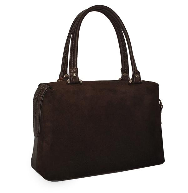 Женская сумка 0646 коричневая