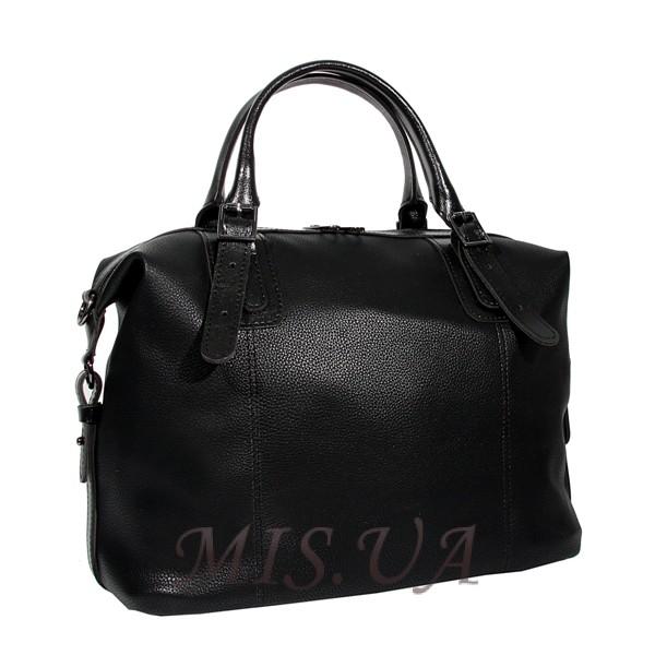 Женская сумка МІС 35816 черная