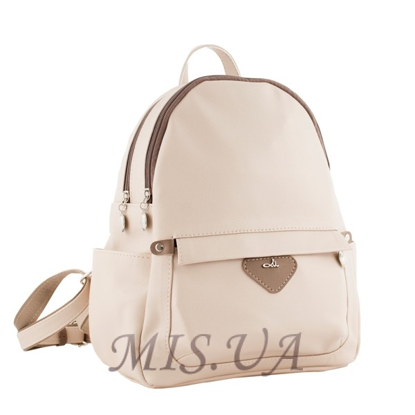 backpack 35639-1 beige