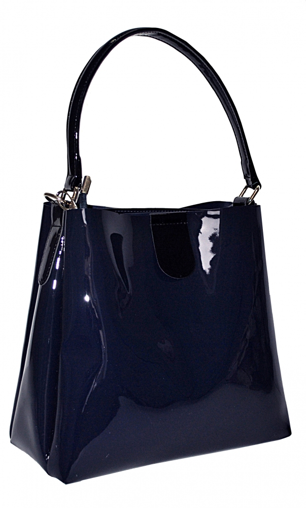 Жіноча сумка 35513 - 3  синя