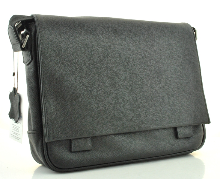 Men's bag briefcase 4145 black