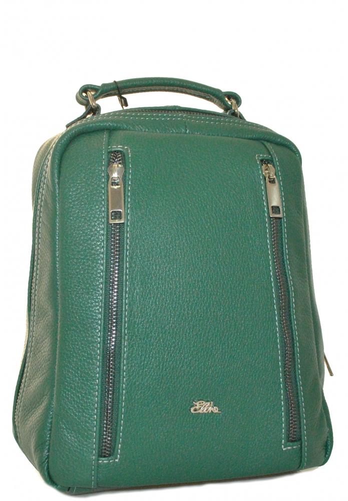 Жіночий рюкзак 2511 зелений