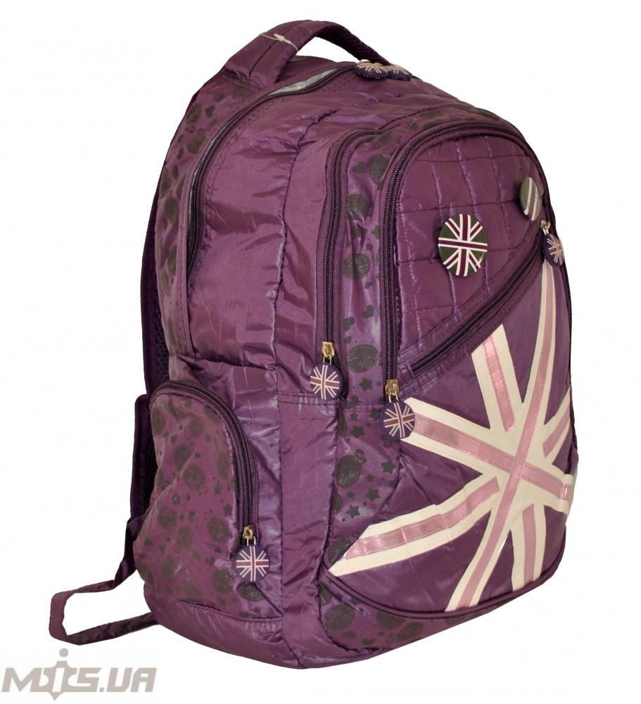 Рюкзак 5005 фіолетовий