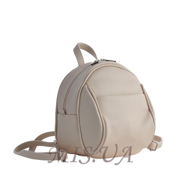 Городской рюкзак МIС 35748-1бежевый