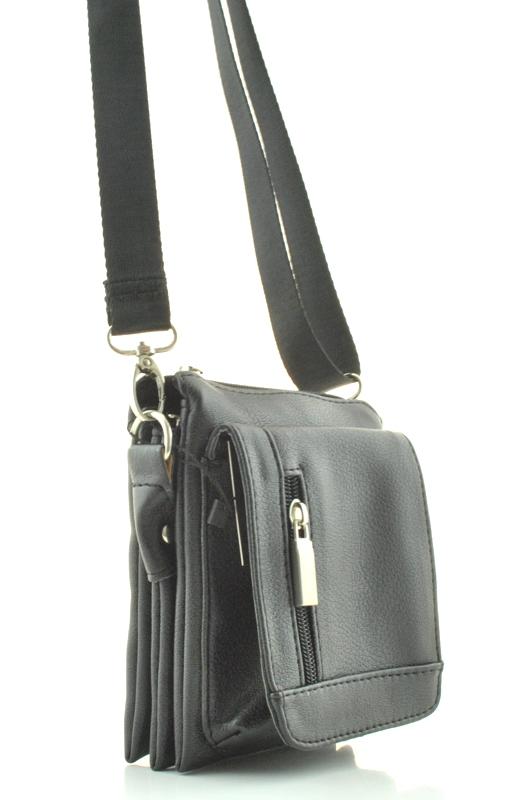 Мужская сумка 34168 черная
