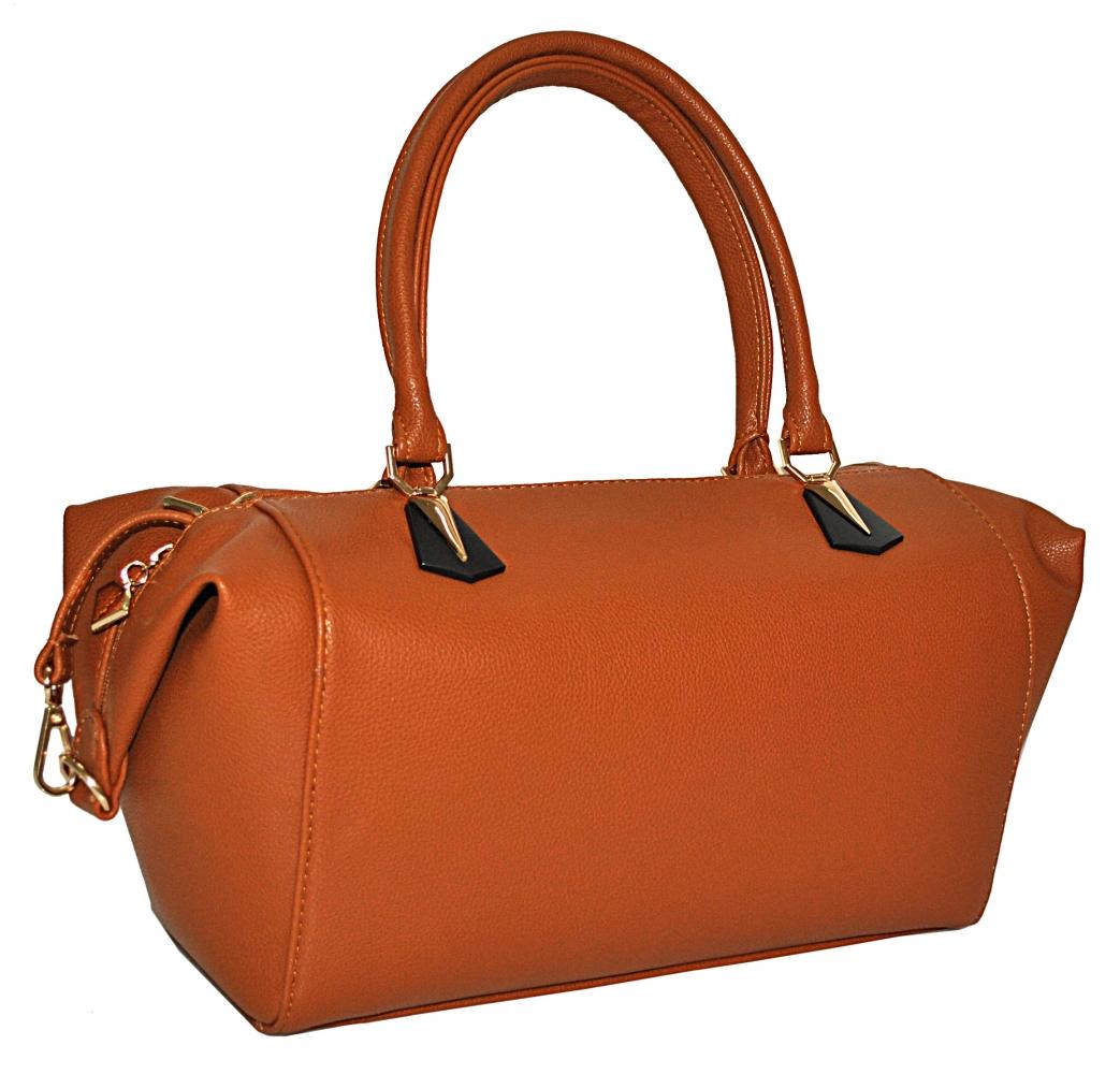 Женская сумка 35489 - 1  рыжая