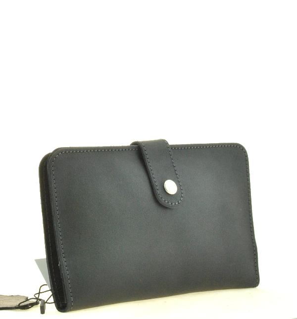 Мужской кошелек 4309 черный