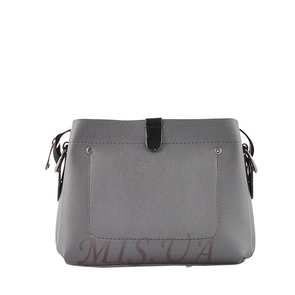 Women's bag 35605 gray