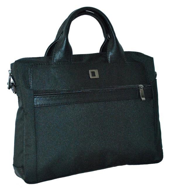 Мужской портфель 34221 черный