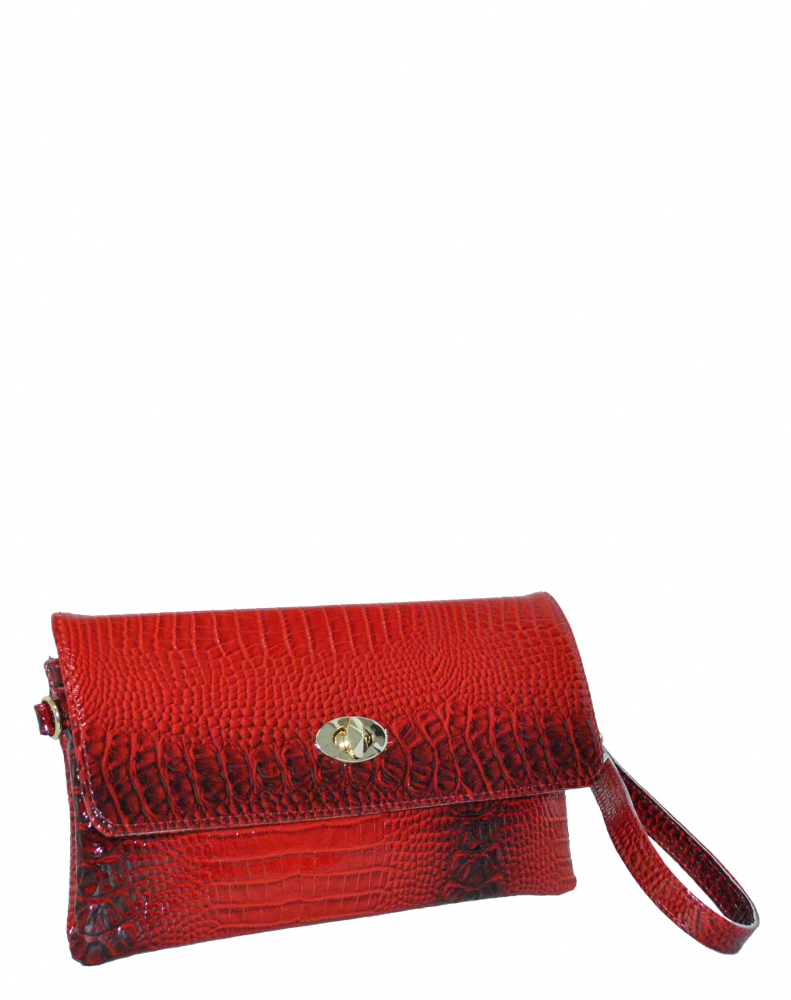 Женская сумка 35408 красная